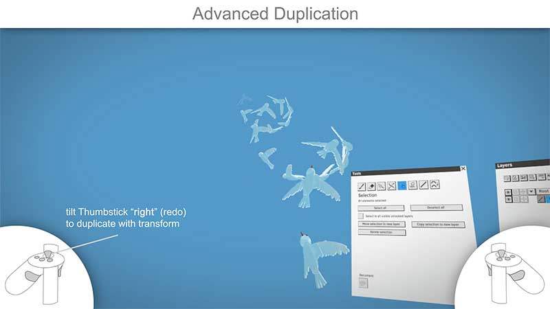 Advanced Duplication