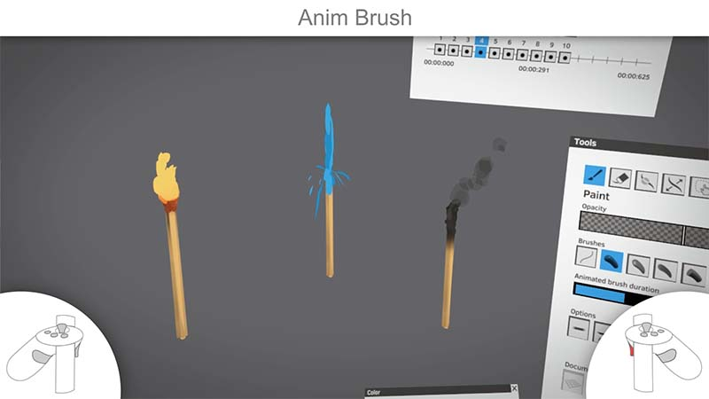 Animation Brush